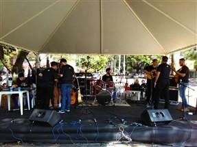 Dia Mundial da Música é celebrado no Parque do Ingá