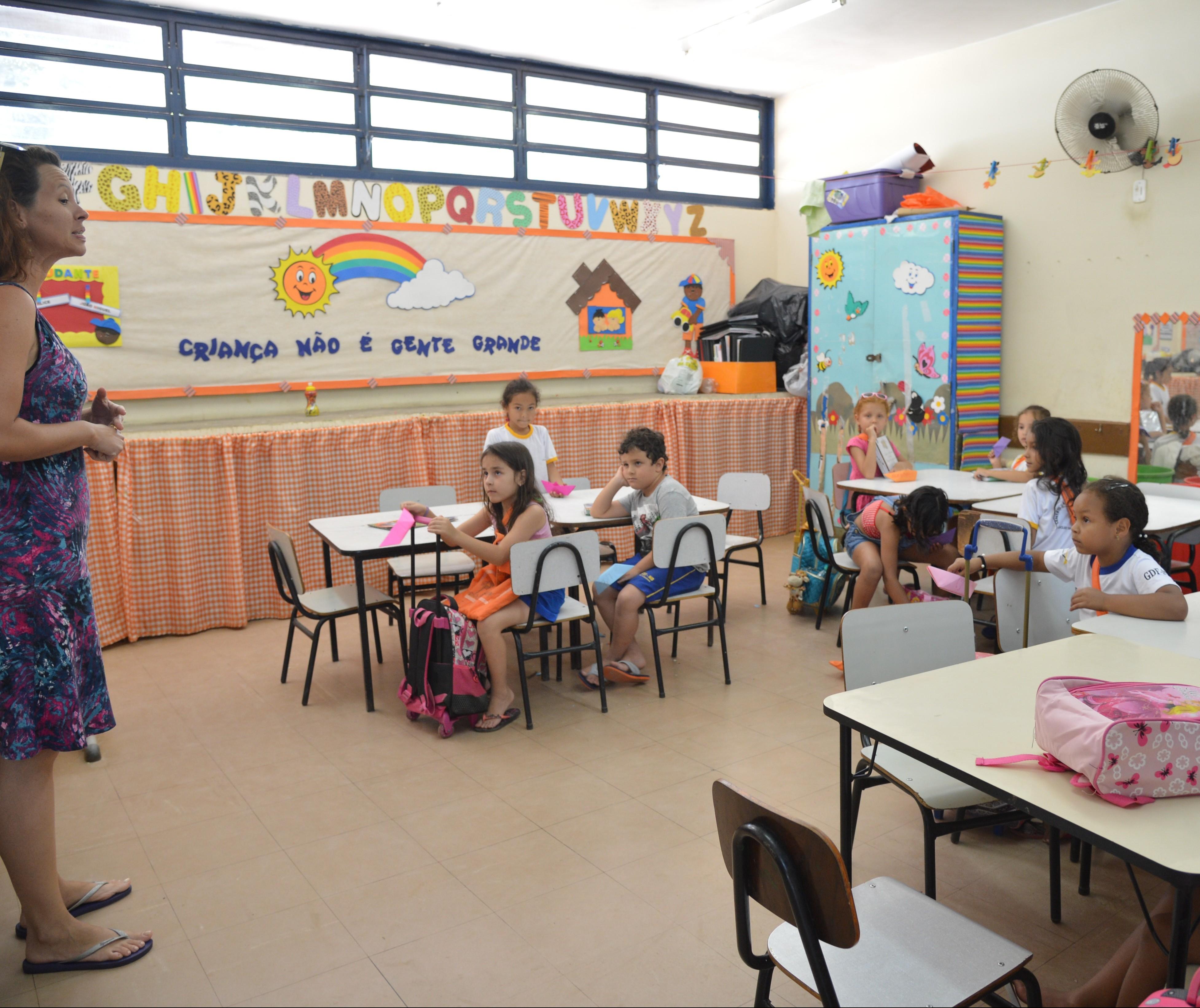 2.600 mil crianças aguardam vagas em Sarandi