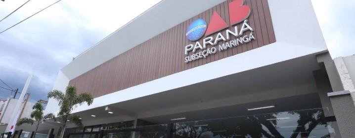 OAB realiza debate com os candidatos à Prefeitura de Maringá