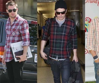 Camisa xadrez masculina: um ícone que nunca sai da moda