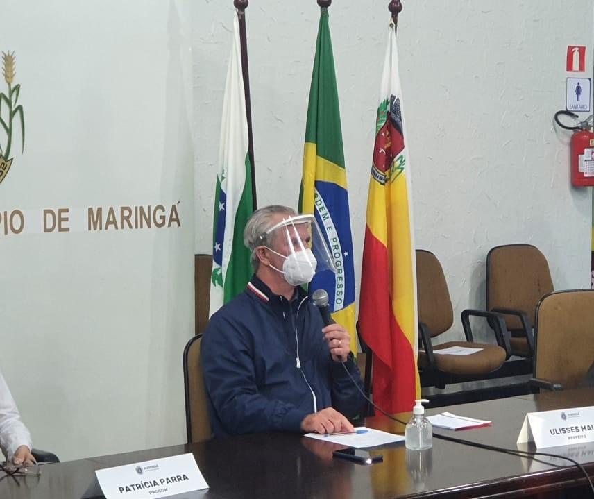 'Lamentável', diz prefeito sobre cidades da região abrirem o comércio no sábado