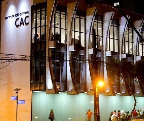 Centro de Ação Cultural oferta 43 cursos em Maringá