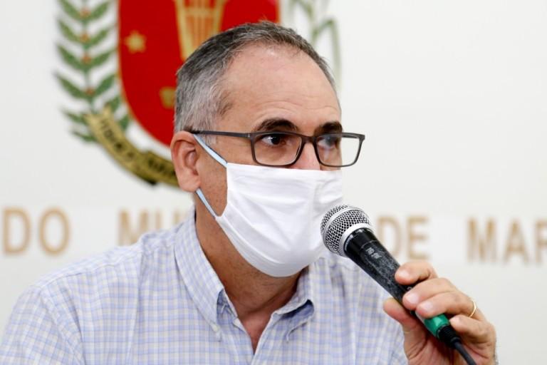 Chefe de Gabinete da Prefeitura de Maringá tem melhora e deixa a UTI