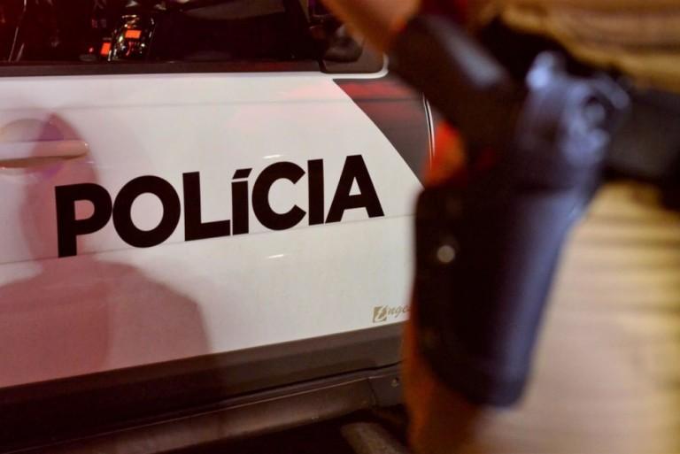 Polícia prende filho suspeito de espancar o próprio pai em Maringá