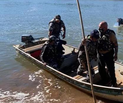 Três corpos são localizados no Rio Ivaí