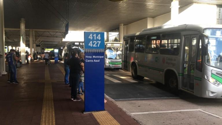 Depois de nove dias, acaba greve de motoristas de ônibus em Maringá