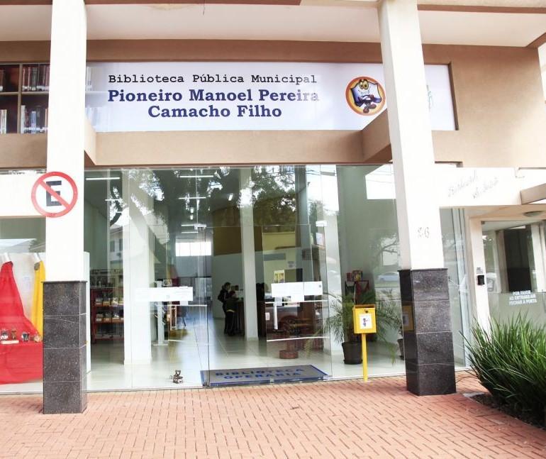 Bibliotecas públicas de Maringá têm novo horário de funcionamento a partir de abril