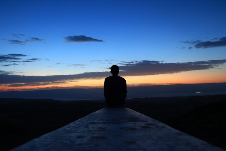 Pensamento positivo não significa ignorar situações ruins