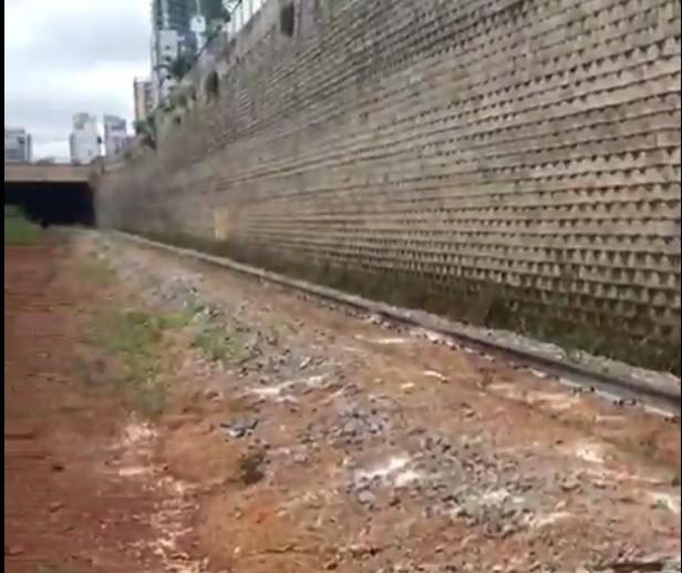 Identificada a fonte de mau cheiro no Novo Centro de Maringá