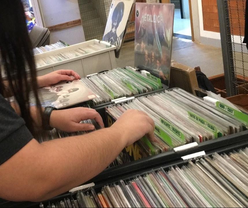Na pandemia, a venda de discos de vinil aumentou 30%