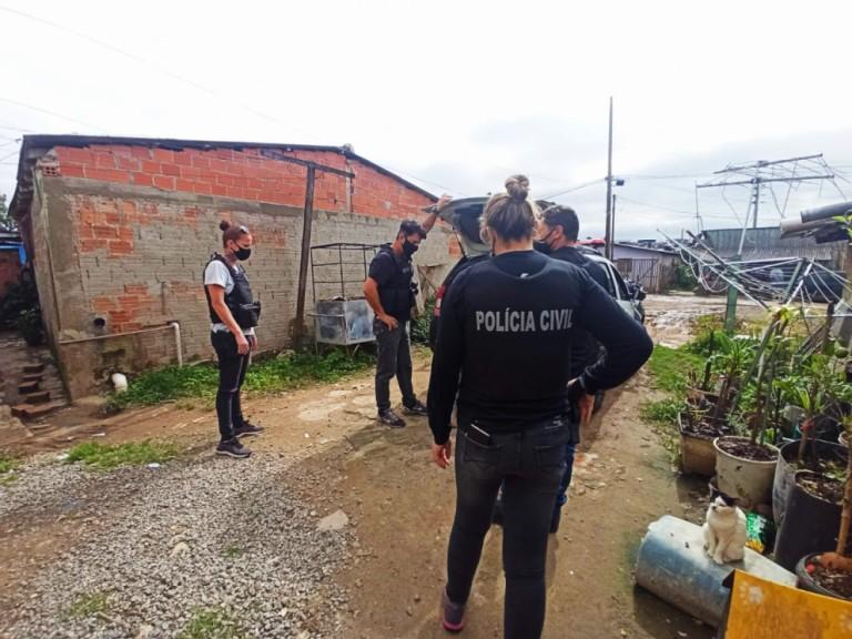 Operação Resguardo cumpre cinco mandados de prisão por feminicídio em Maringá