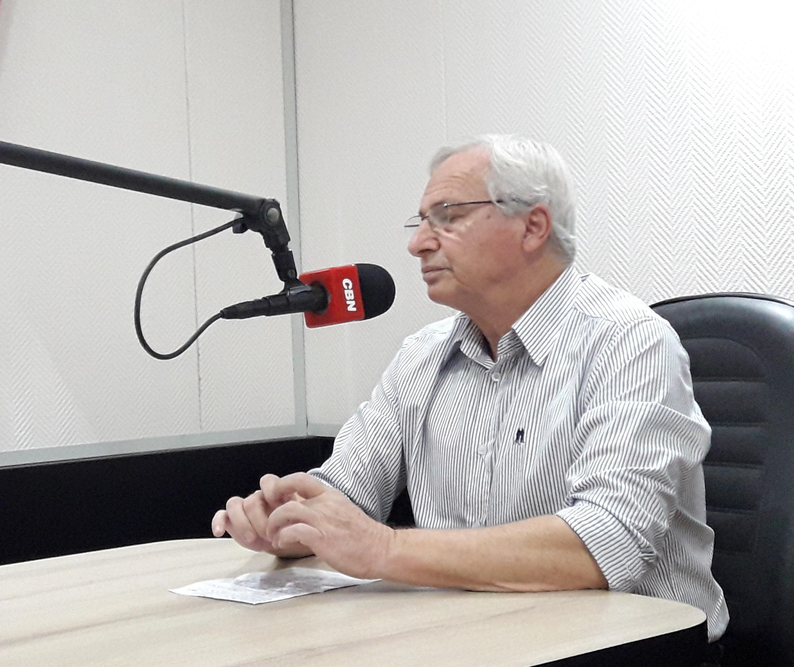 Onivaldo Barris (sem partido) destaca lei do ITBI online