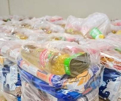 Prefeitura já distribuiu 28 mil auxílios para alimentação em Maringá