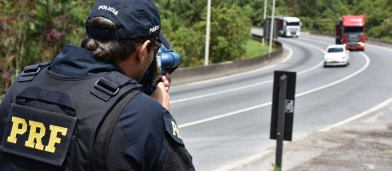 Nenhuma pessoa morreu nas rodovias da PRF na região de Maringá