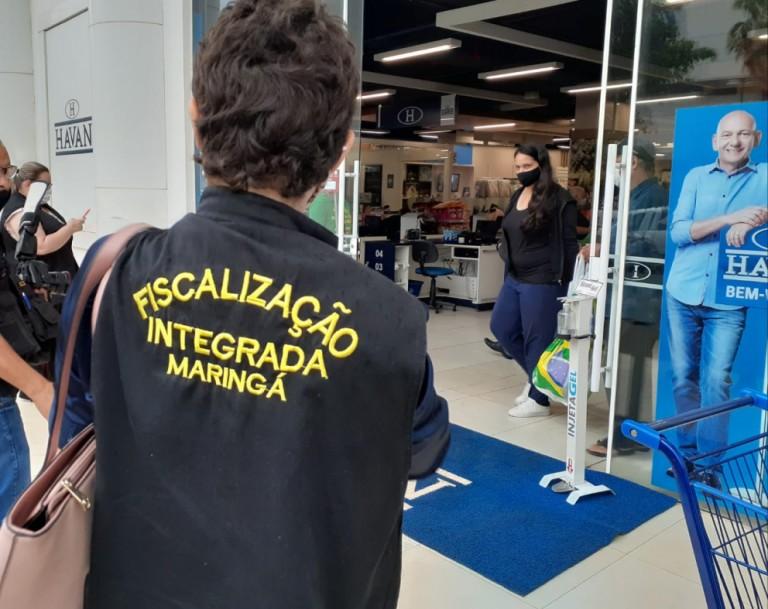 Após negociação, loja é autorizada a reabrir em Maringá