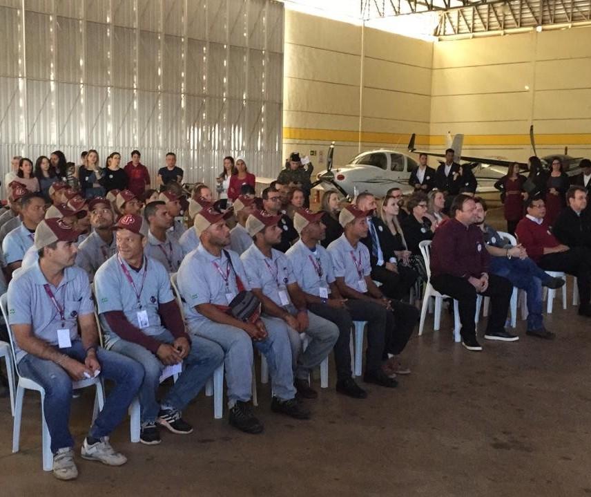 Maringá: uma nova casa para 37 venezuelanos