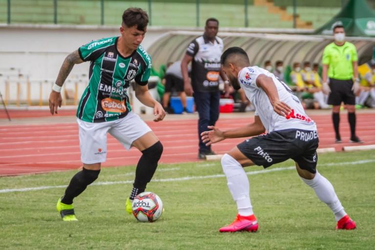 Maringá FC e Operário terminam partida em 0 a 0