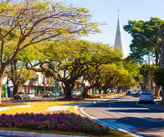 Maringá renova recorde histórico de calor, diz Simepar