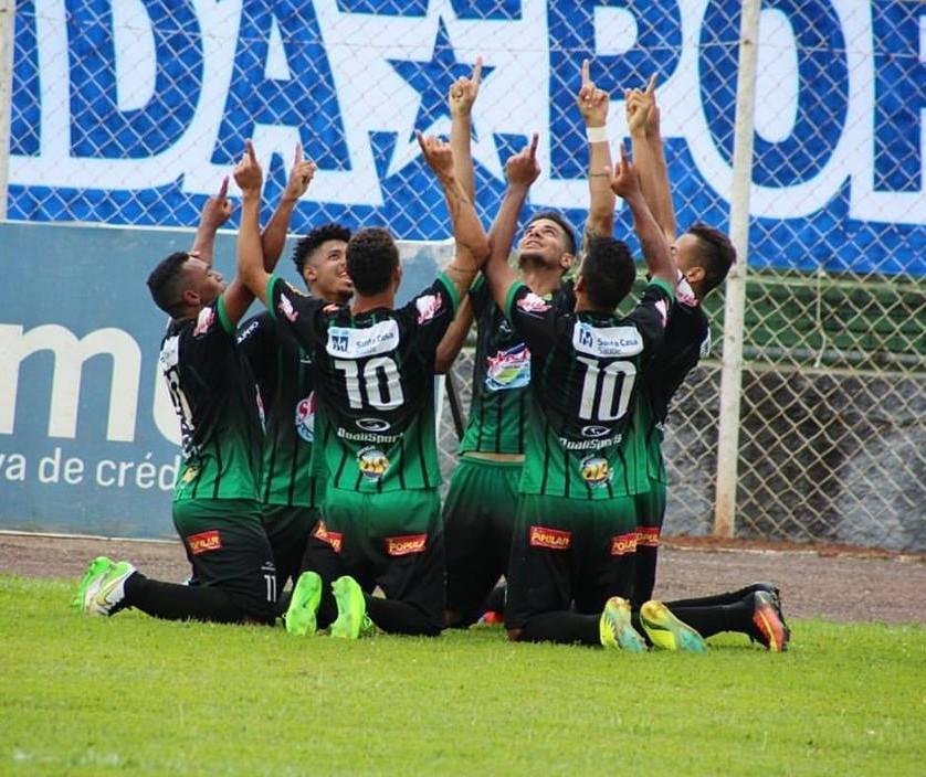Maringá FC vence primeira partida da semifinal da Taça FPF