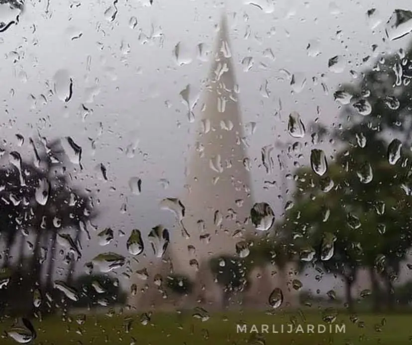 Previsão é de chuva e temperaturas amenas em Maringá nesta quinta-feira (7)