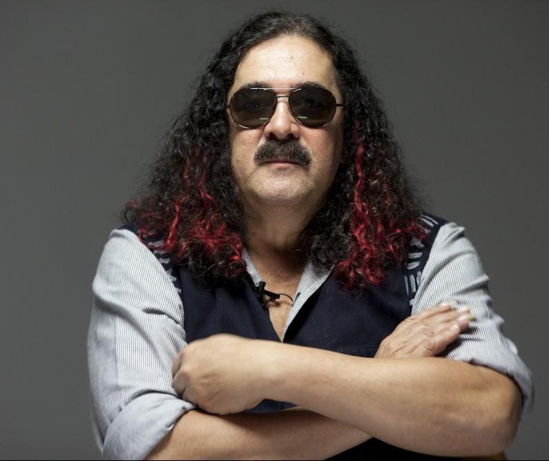 Cantor e compositor, Moraes Moreira é confirmado na Flim