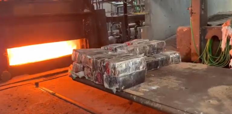 Denarc incinera 1,5 tonelada de drogas apreendidas em Maringá e região