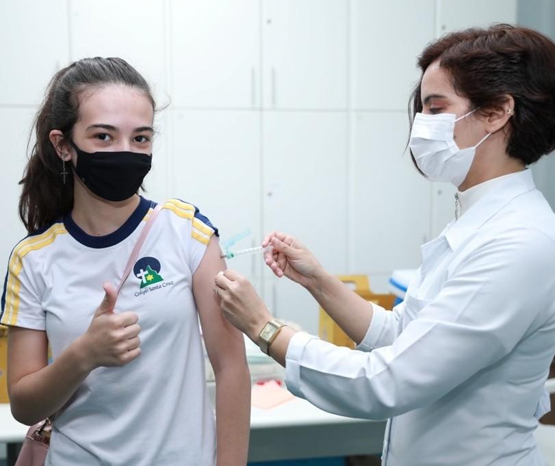 Covid-19: Maringá reduz faixa etária de vacinação nessa quarta-feira (27); veja o cronograma