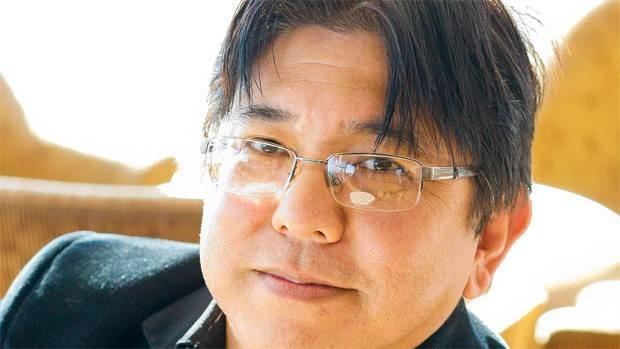 Oscar Nakasato lança novo livro