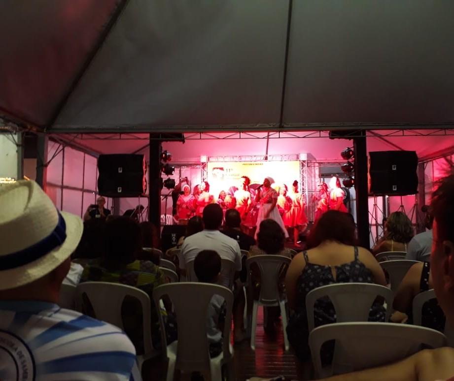 Ponto Br se apresenta no festival afro-brasileiro
