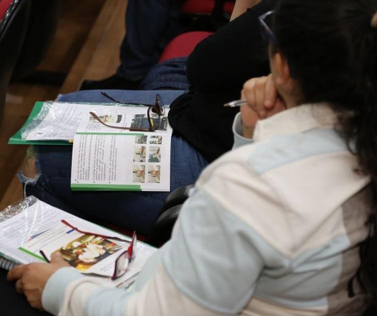 Inscrições para curso de boas práticas de manipulação de alimentos estão abertas