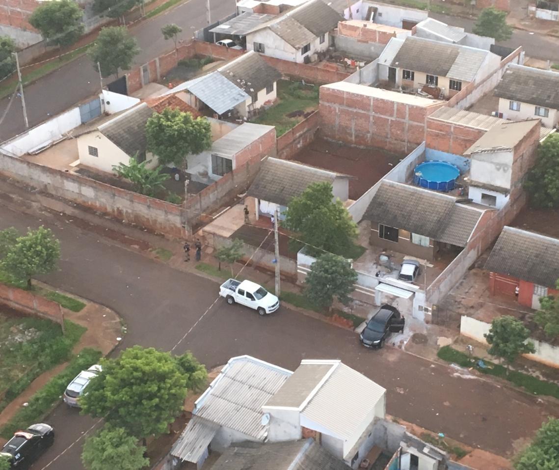 PC prende quadrilha que traficava droga em lanchonete de Maringá