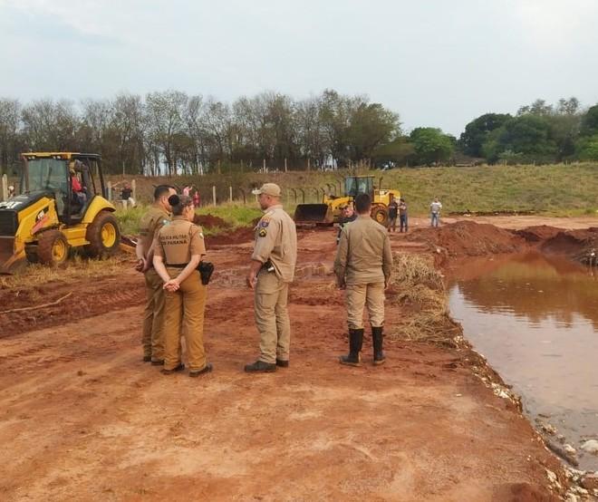 Homem e duas crianças morrem afogados em Rondon