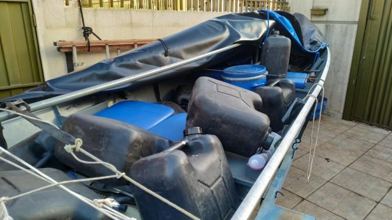 Polícia Civil apreende combustível armazenado irregularmente em residência em Maringá