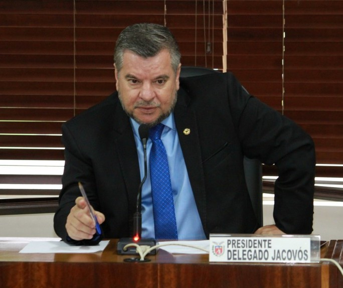 Deputado estadual delegado Jacovós explica o voto favorável à Reforma da Previdência