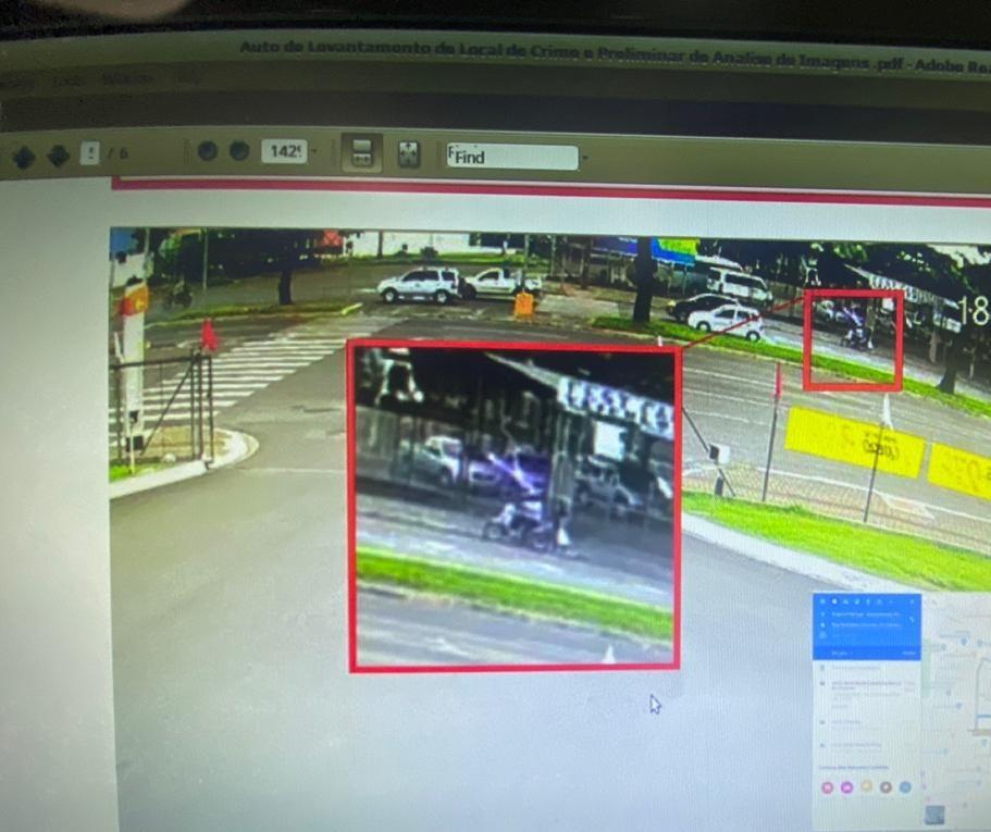 Suspeito de matar mulher a facadas em Sarandi é preso em Nova Londrina