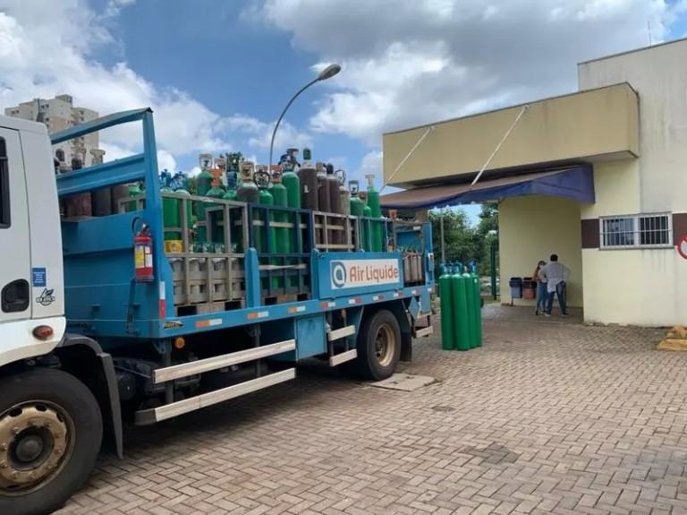 Prefeitura de Maringá vai abrir licitação para construir uma usina de oxigênio