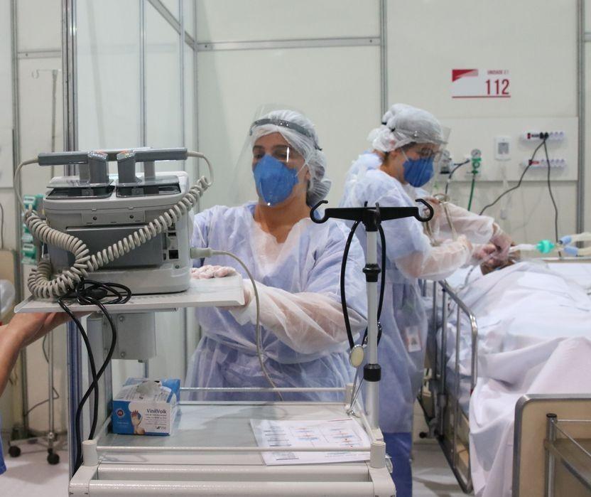 Em Maringá, 225 profissionais de saúde foram infectados pelo coronavírus
