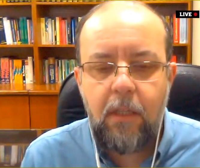 Maringá não sofre com a Covid-19 e sim com pandemia de decretos, diz Eliseu Fortes