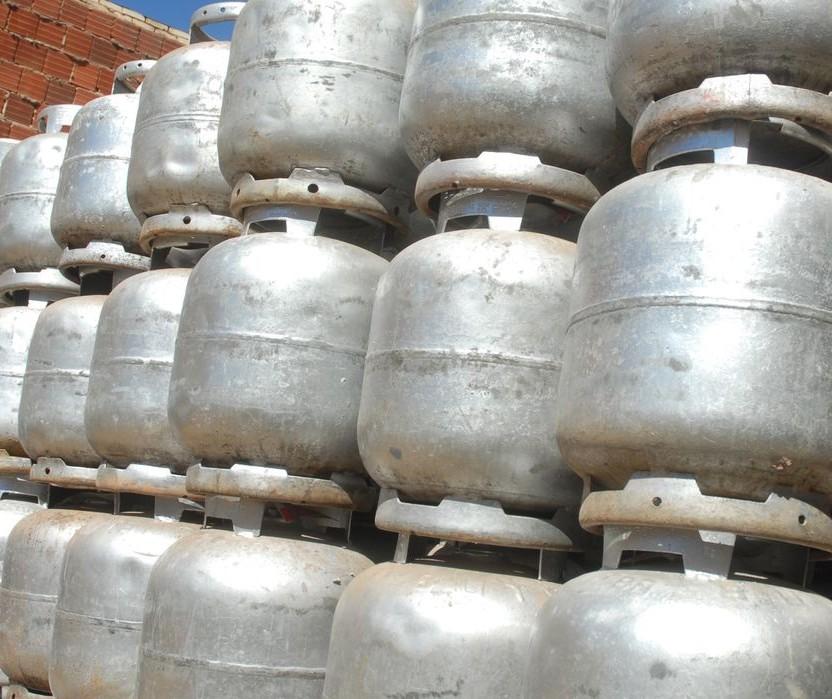 Pesquisa aponta variação de até 25% no preço do gás de cozinha em Sarandi