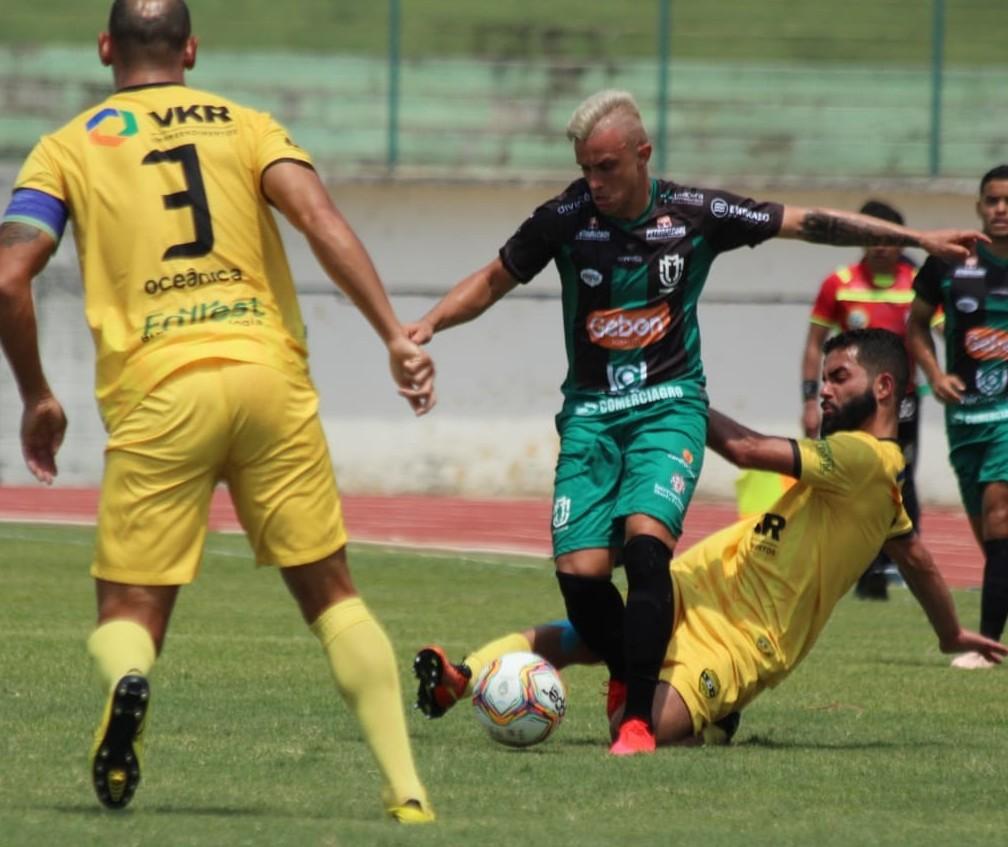 Maringá FC estreia com empate na série B do Paranaense