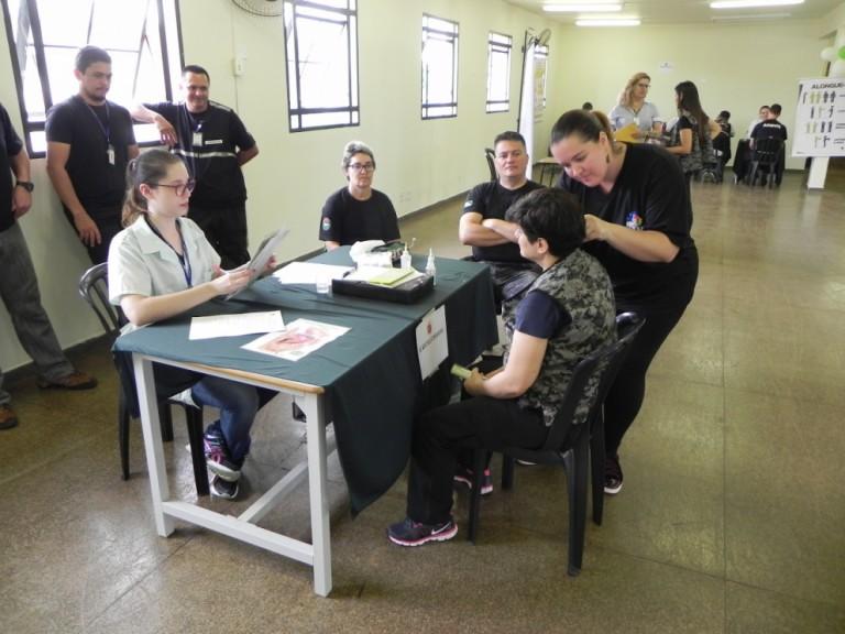 Pressão alta é comum em agentes penitenciários