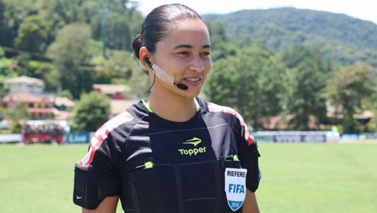 Árbitra da região de Maringá será primeira mulher a apitar o clássico Corinthians x Palmeiras