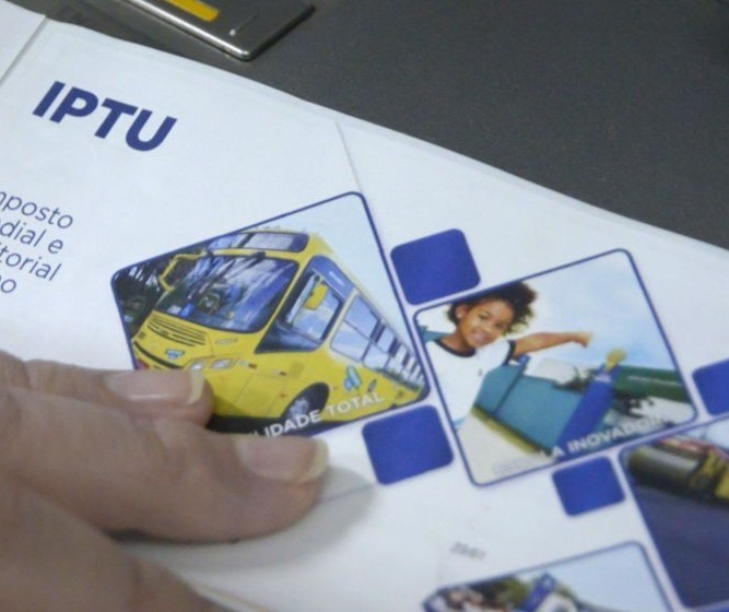 Prefeitura de Maringá já recebeu R$ 36 milhões em IPTU