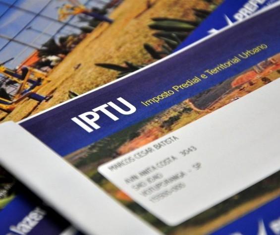 Com novo decreto, Maringá abre mão de R$ 15 milhões do IPTU